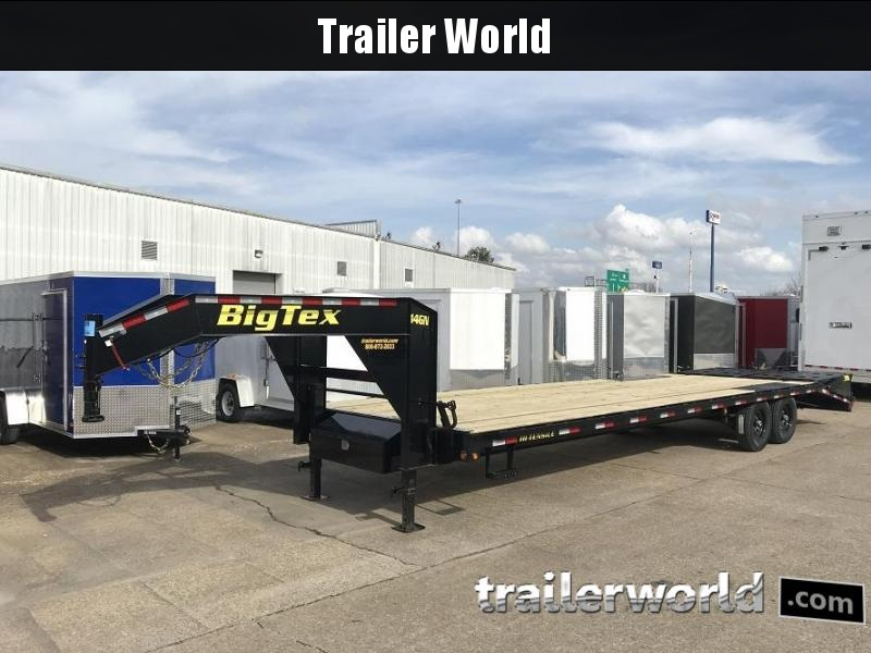 2018 Big Tex Trailers 14GN-25