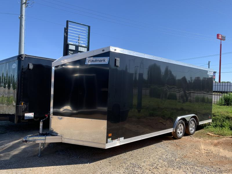 2019 Haulmark 20' x 7' Aluminum Enclosed Car Trailer - CLEARANCE