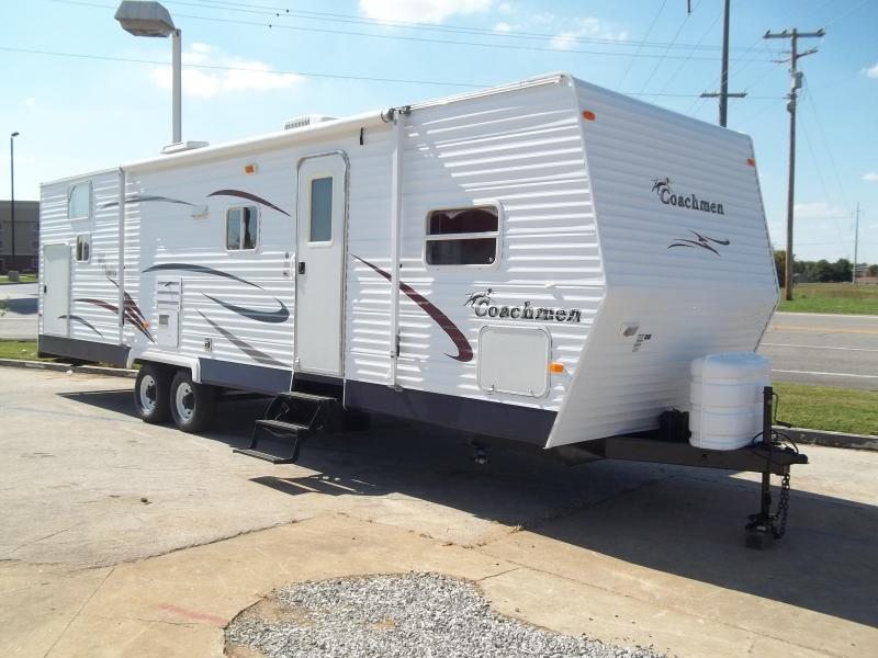 2006 Coachmen 32BHS 8 x 32 STOLEN REWARD
