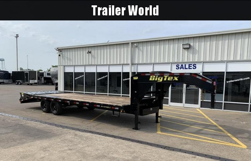 2019 Big Tex Trailers 16GN 25 Equipment Trailer