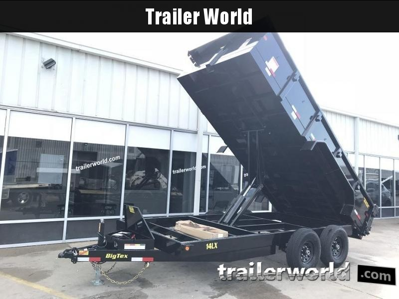 2019 Big Tex Trailers 14LX 16