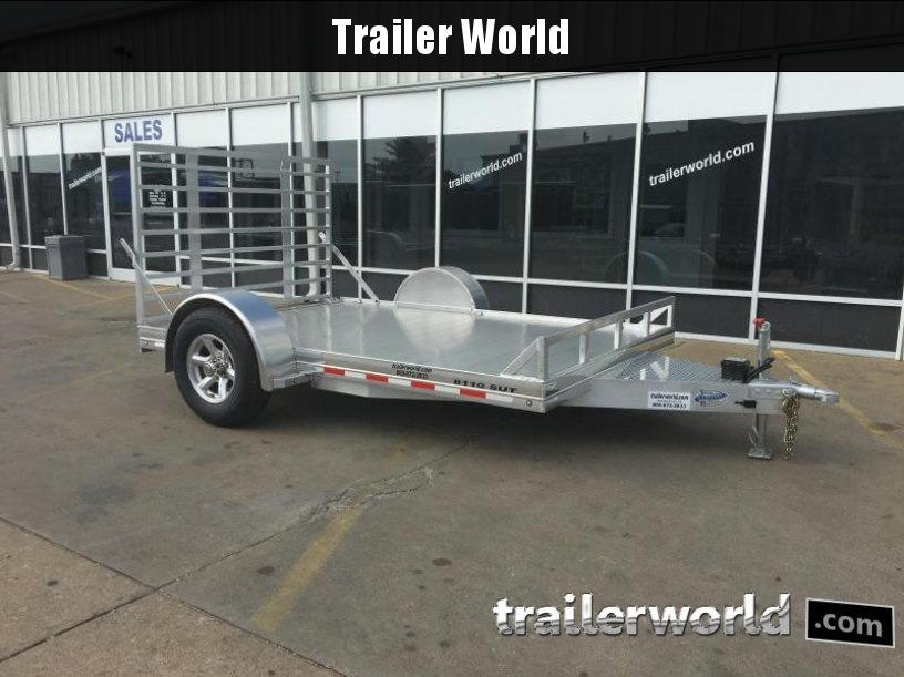 "2017 Sundowner Trailers 81"" x 10"
