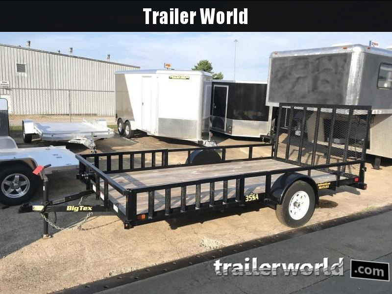 2016 Big Tex Trailers 35SA-RS 14