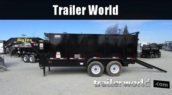 2018 Big Tex Trailers 14GX-14