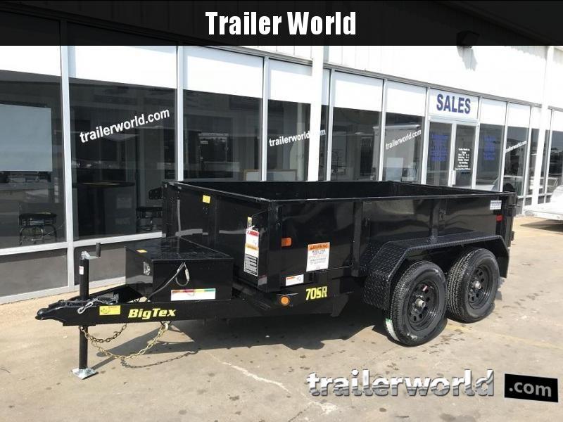 2019 Big Tex Trailers 70SR-10