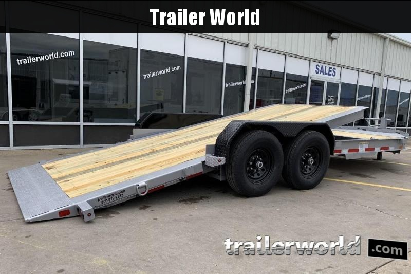 2019 Diamond C HDT 20' w/ 16' Tilt-Bed Equipment Trailer 7 Ton