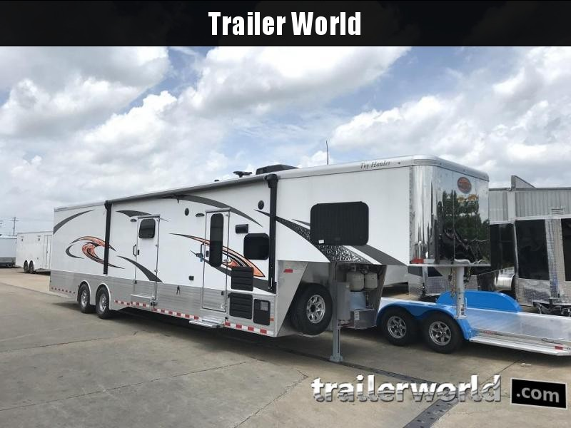 2019 Sundowner Aluminum 1786GM Pro Series Toy Hauler Trailer 24