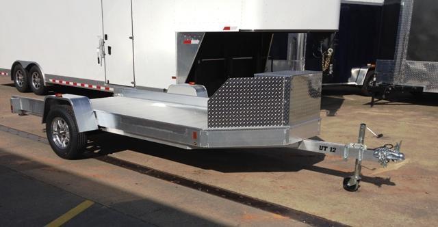 2016 Aluma UT12 Aluminum Utility Trailer 6' x 12'