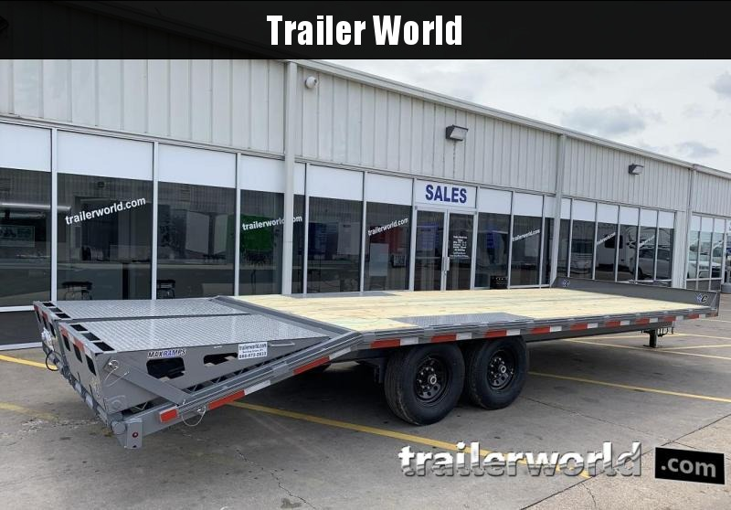 2019 Diamond C DEC207 24' Deck Over Equipment Trailer