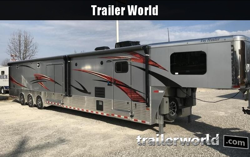 2018 Sundowner Aluminum 2286GM 48