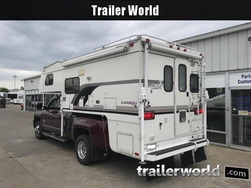 1999 Fleetwood RV Caribou 11G Truck Camper