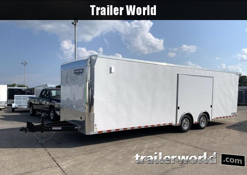 2020 Sure-Trac Race 28' Enclosed Car / Race Trailer