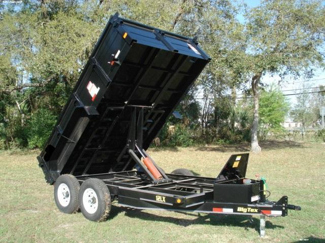 2014 Big Tex Trailers 12LX 12' Dump Trailer