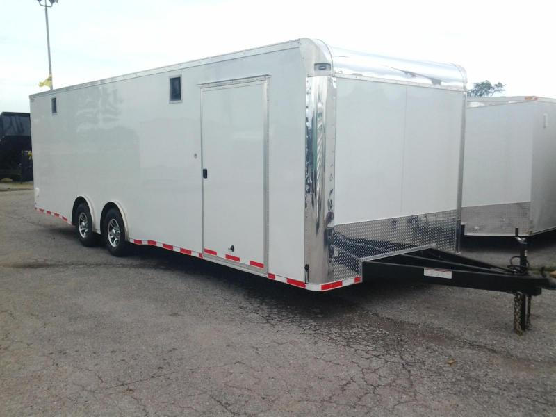 2015 Lark 28 Spread Axle Car / Racing Trailer