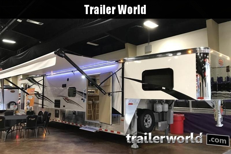 2019 Sundowner Toy Hauler 2486SGM 42