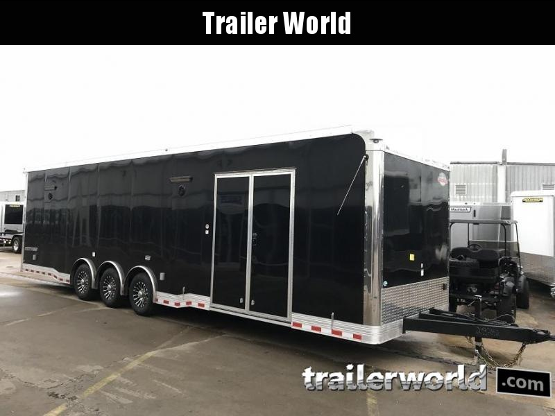 2020 Cargo Mate Eliminator 32' Race Trailer
