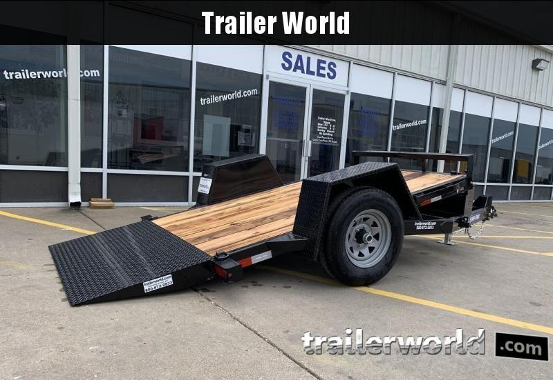 2020 Sure-Trac 62in  x 10' Tilt Bed Equipment 6K GVWR
