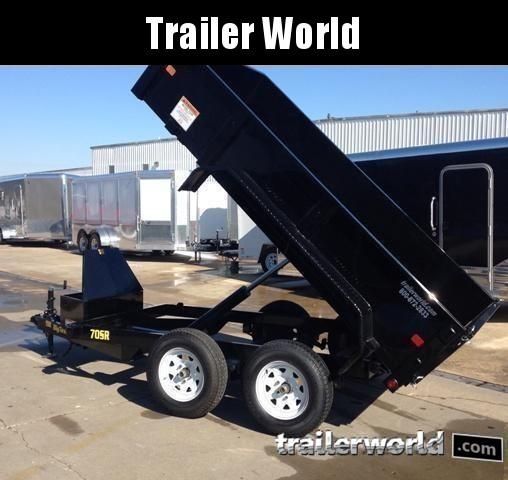 2018 Big Tex Trailers 70SR-10