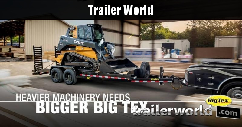 2018 Big Tex NEW MODEL 16ET-22