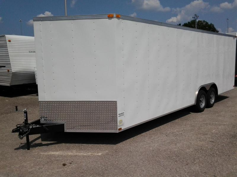 2014 Lark 24 Vnose Car / Racing Trailer