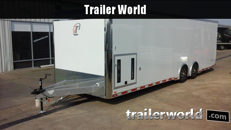 2017 inTech 28' iCon Race Car Trailer Finance as low as $271/mo