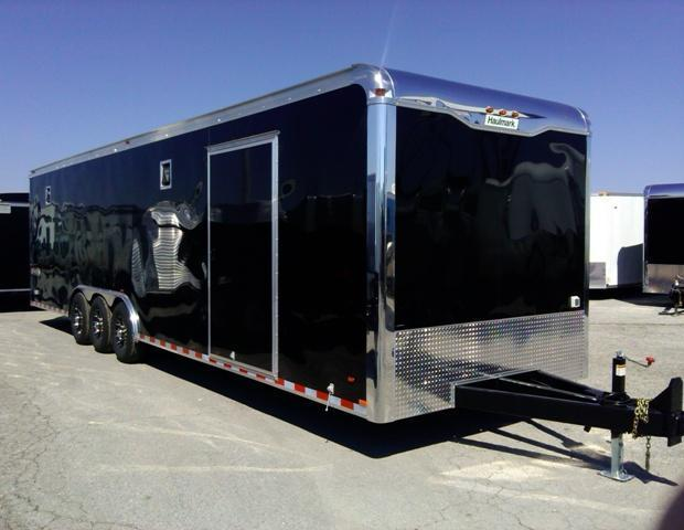 2014 Haulmark Trailers 32' Edge Classic Race Trailer