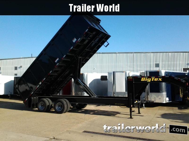 2018 Big Tex Trailers 25DU-20