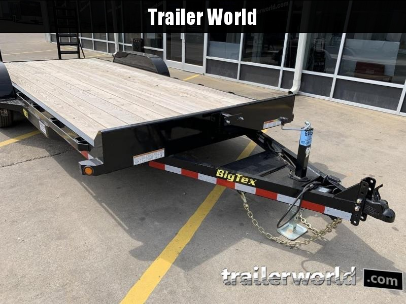 2019 Big Tex 10ET-18' Equipment Trailer 10K GVWR