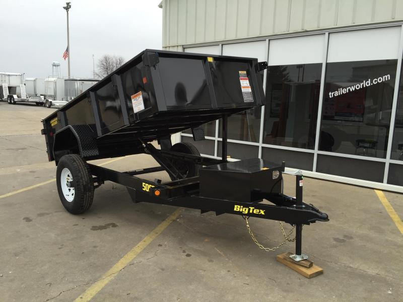 2016 Big Tex Trailers 50SR 10