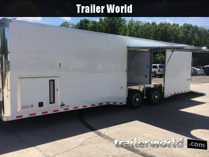 2020 Bravo Trailers Star 28' Enclosed Car / Race Trailer