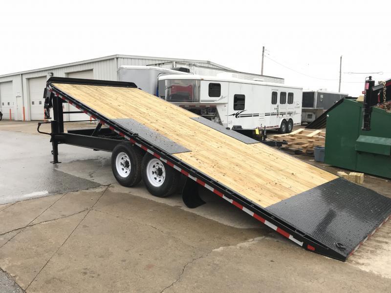 2018 Sure-Trac 102 X 22  Deckover Tilt Gooseneck 15K