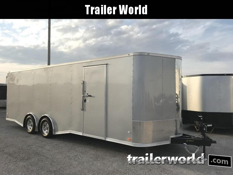 2019 CW 24' Enclosed 7' tall Car Trailer 10k GVWR