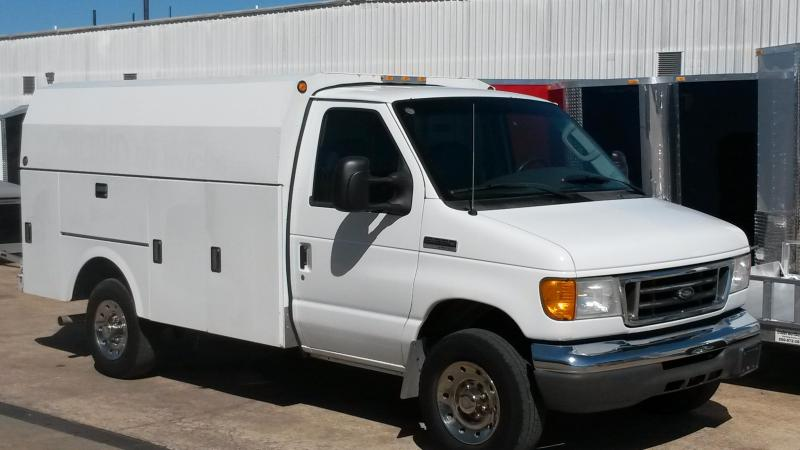 2007 Ford E-350 Service/Utility Van