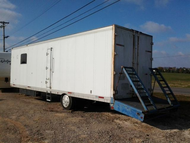 1968 Pulling Tractor / Truck Enclosed Trailer