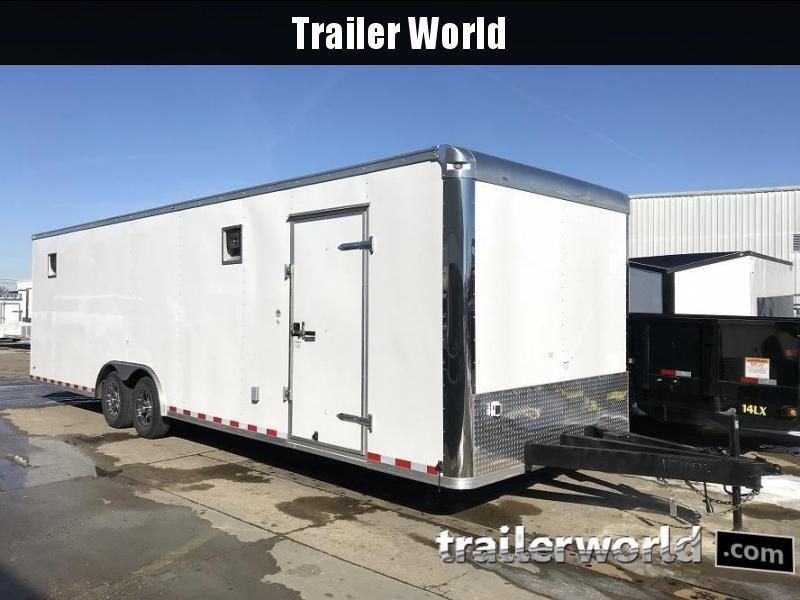 2018 Continental Cargo 28' Race Trailer
