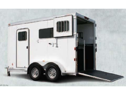 2015 Exiss 620 ST Horse Trailer