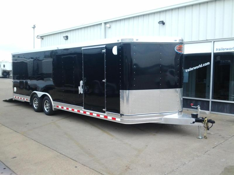 2015 Sundowner 24' Aluminum Enclosed Car Trailer