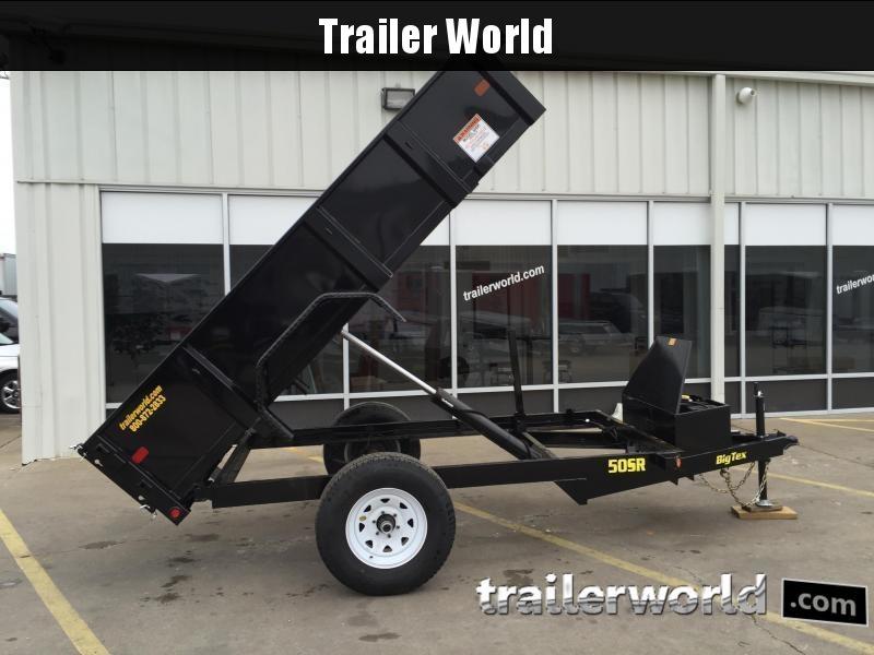 2017 Big Tex Trailers 50SR 10