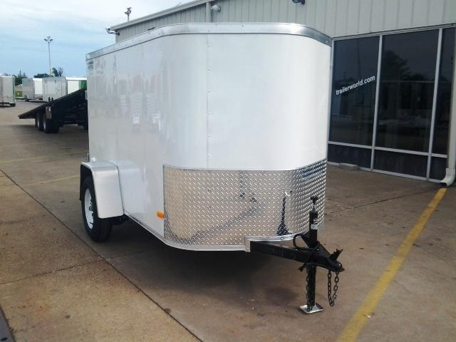 2015 CW  5' x 8' x 5' Enclosed Cargo Trailer
