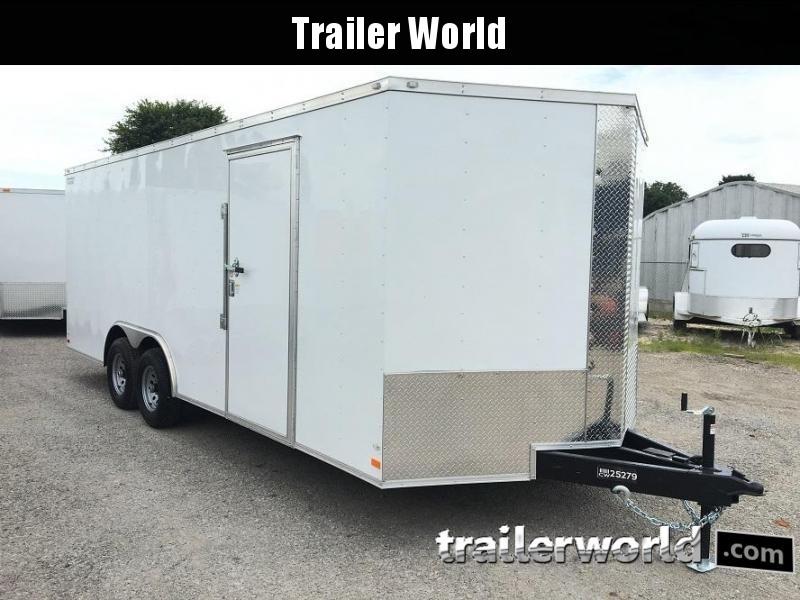 2019 CW 20' Enclosed Car Trailer 10k GVWR