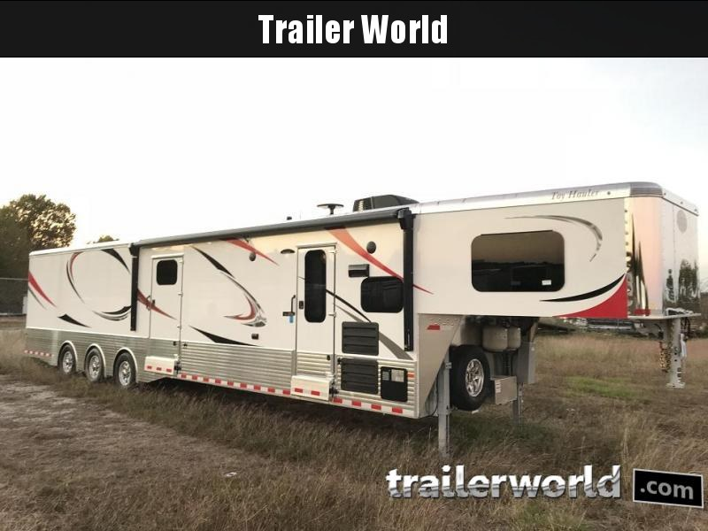 2019 Sundowner 2186GM 45' Pro Series Toy Hauler Trailer