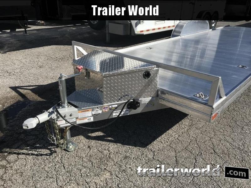2019 Sundowner 4000AP - 22' Aluminum Open Car Hauler Trailer