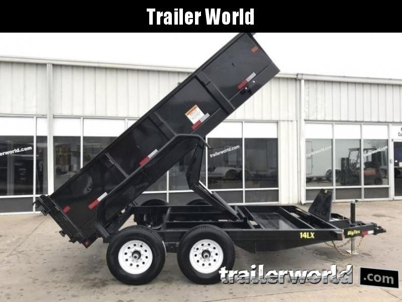 2018 Big Tex Trailers 14LX-12