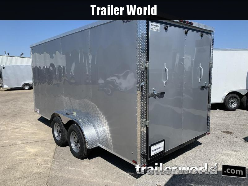 "2019 ARI 7' x 16' x 6'9"" Enclosed Cargo Trailer"