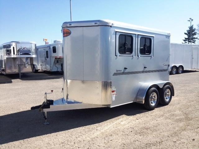 Used Bumper Pull Horse Trailers For Sale Aluminum Horse