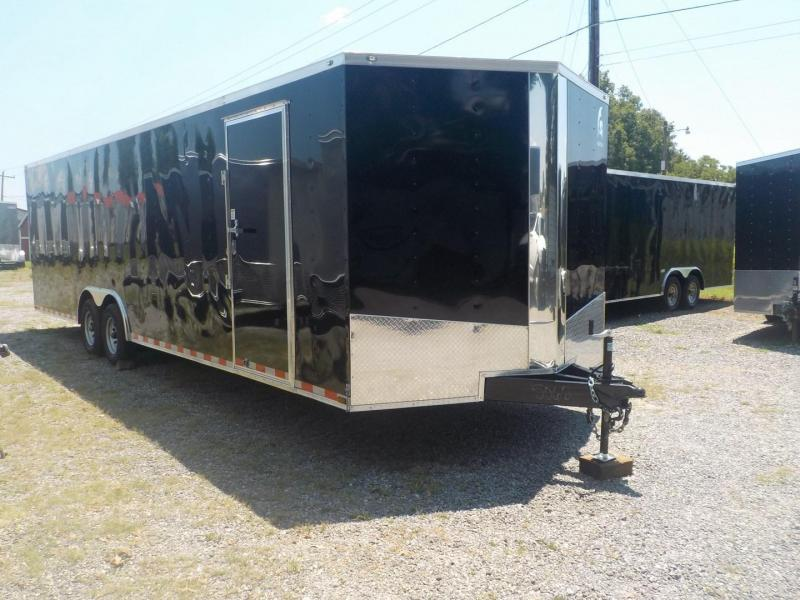 2019 Spartan SP8.5X28TA Car / Racing Trailer