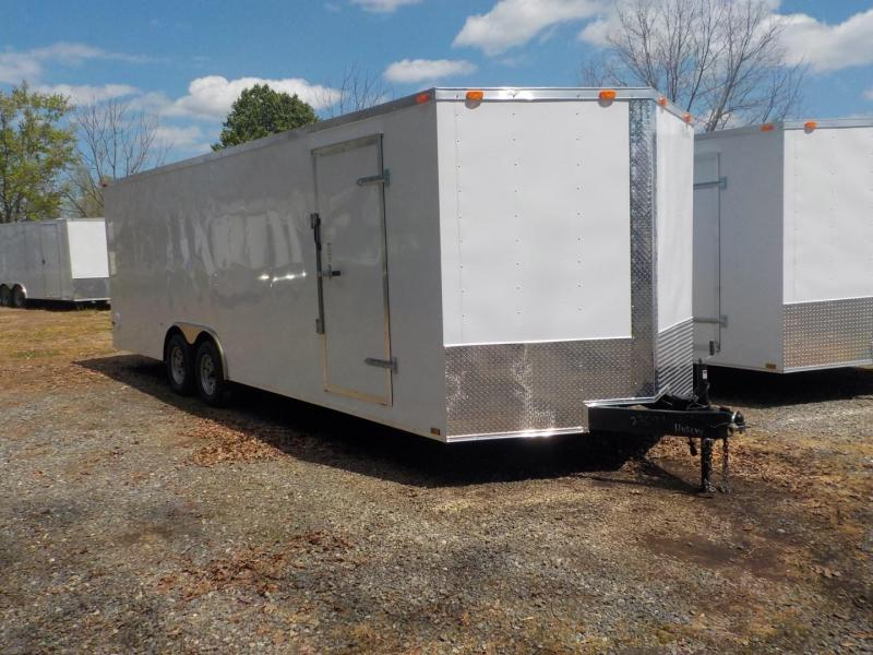 2019 Cynergy Cargo CCL 8.5 X 20 TA2 Car / Racing Trailer