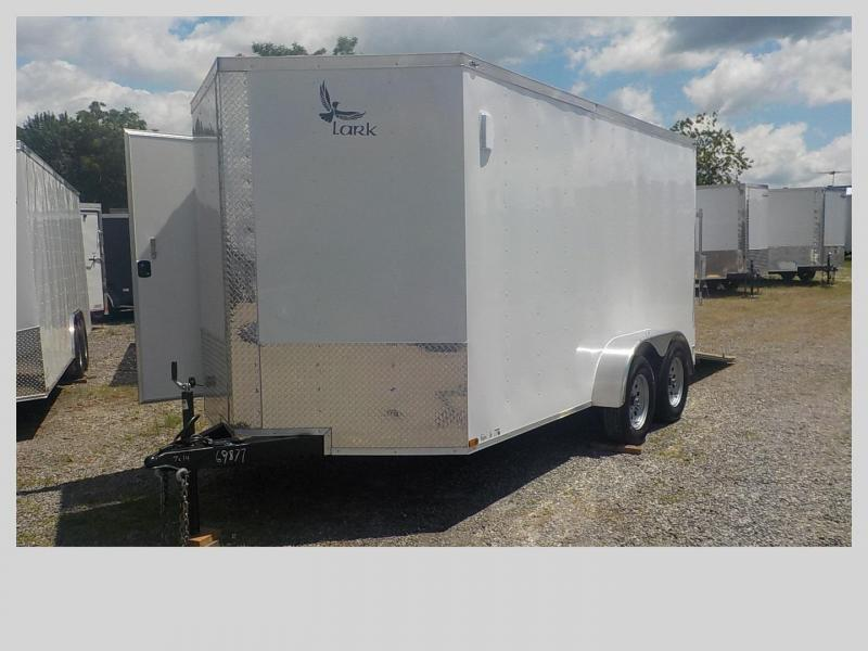 2019 Lark VT7X14TA Enclosed Cargo Trailer