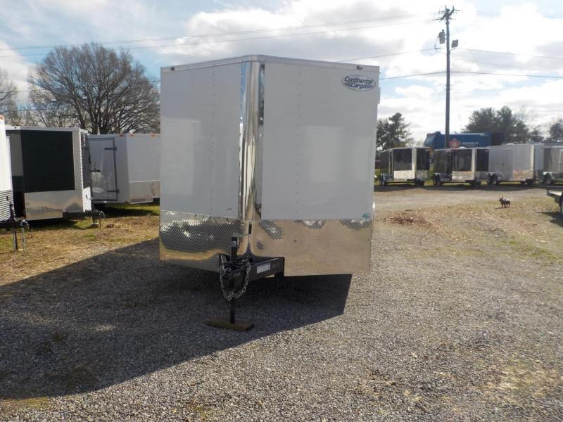 2019 Continental Cargo GANS8.528TA3 Enclosed Cargo Trailer