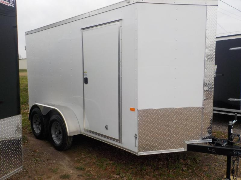 2019 Rock Solid Cargo RS6X12SA Enclosed Cargo Trailer